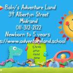Baby's Adventure Land